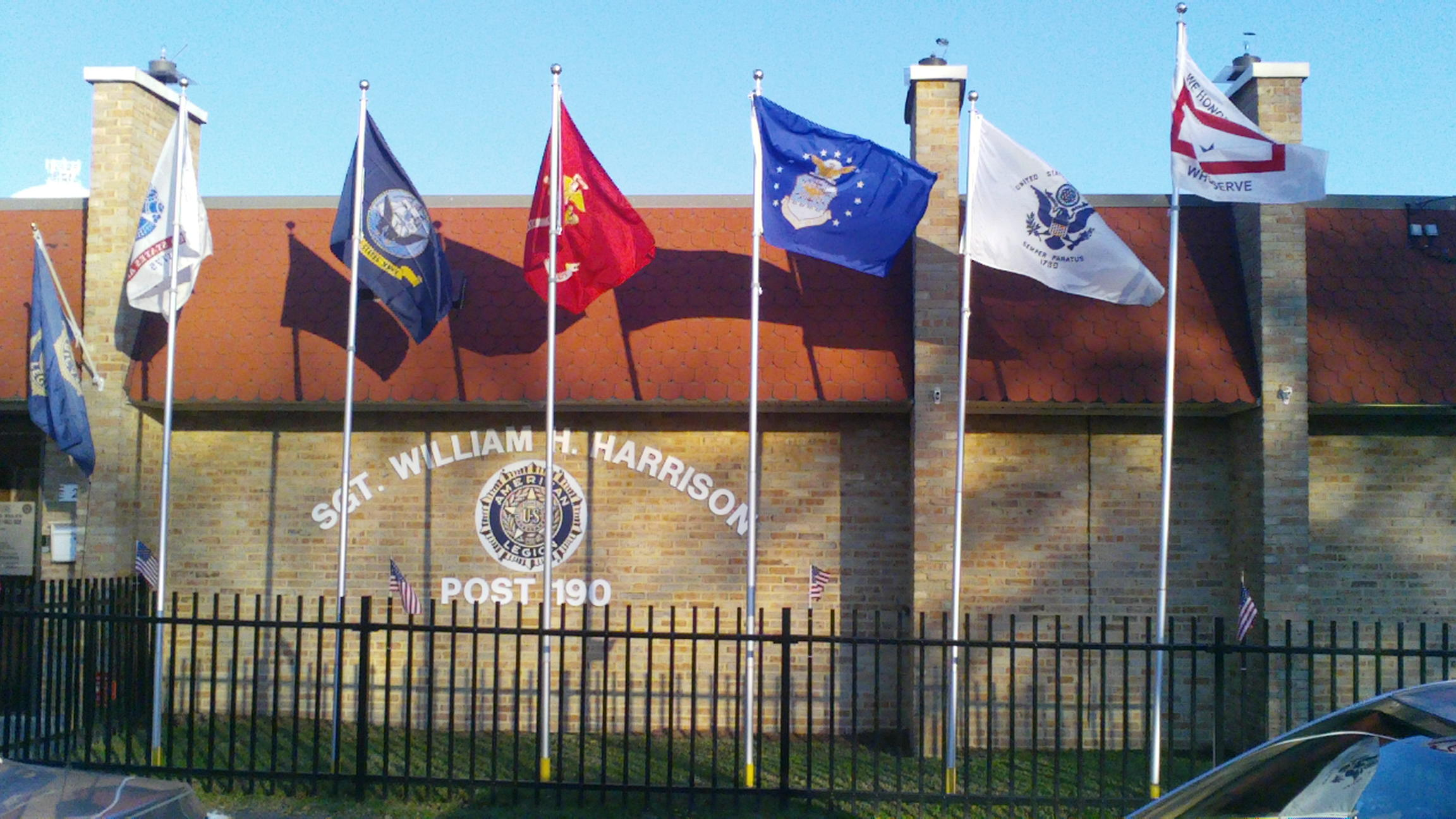 AMERICAN  LEGION  POST 190, 2711  PEACH  STREET, PORTSMOUTH, VIRGINIA, 23704, USA
